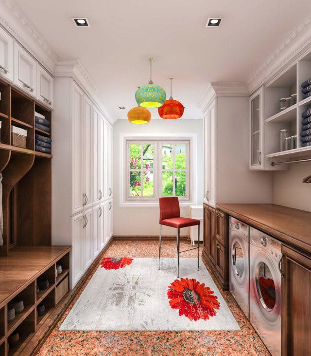 An Increasing Number Of Families Are Investing In Extra Storage And Mudrooms Laundry Room Design Combinations Fit The Bill Perfectly