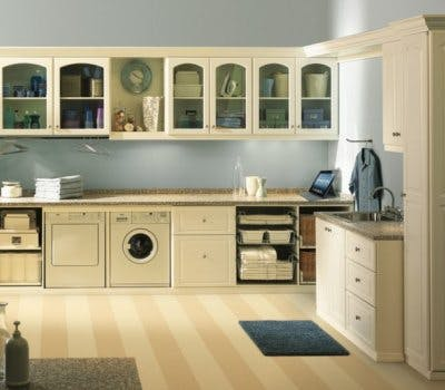 Integrating Laundry Room Design Elements in Other Spaces