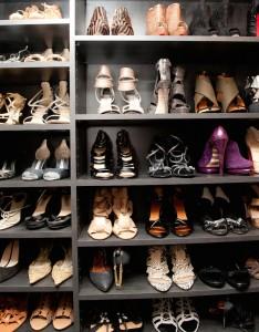 Shoe Shelves Closet Factory