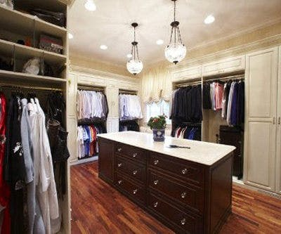 More Than Just A Closet Makeover!