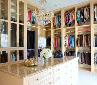 A Brief History of the Walk-In Closet