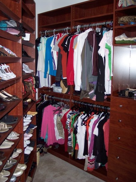 Spring Clean Your Closets Now