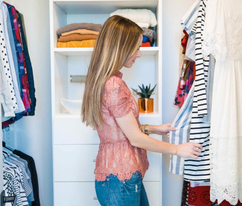 How To Build A 'Greener' Closet Using Earth-Friendly Materials