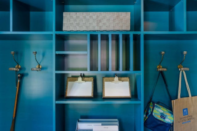 Luxury closets in Million Dollar Model Homes