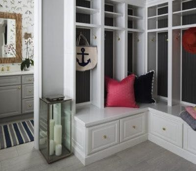 How to Create a Mudroom from Scratch