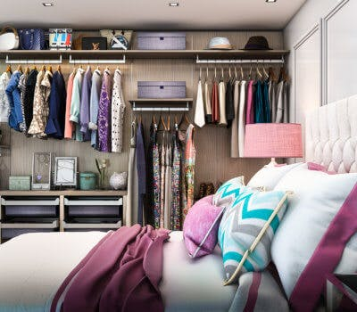 Just Like Everything Else, Closet Storage Has Evolved Over Time
