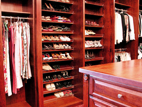 Ten Quick Closet Organizing Tips for the New Year: Part Two