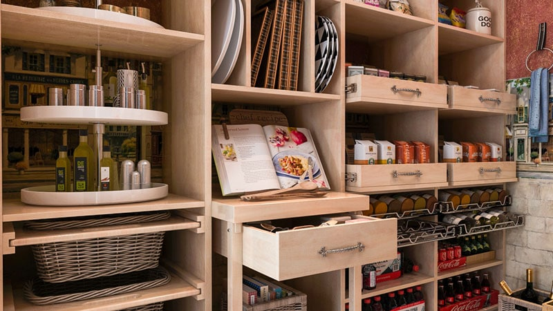 National Get Organized Week, Day One: The Pantry
