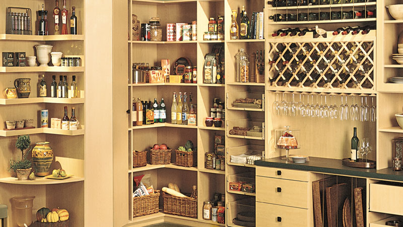 Tips to Whip Your Pantry into Shape!What's In A Woman's Closet?