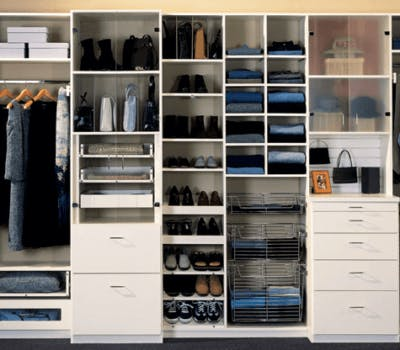 Smart Closet: Create a Closet System that Works