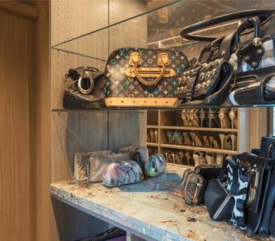 Inside The Amazing Kardashian Closets