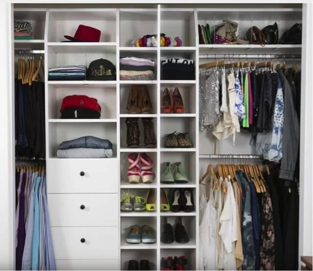 If It Ends Up Being That Your Partner Has Significantly More Closet Space  Than You Or Vice Versa, Itu0027s Imperative That Neither Person Invade The  Otheru0027s ...