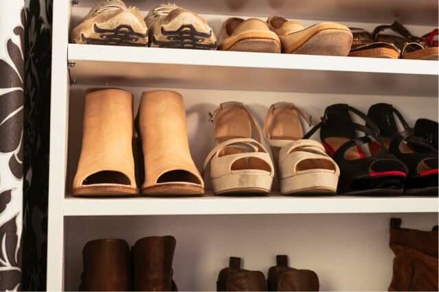 Flat Shoe Shelves