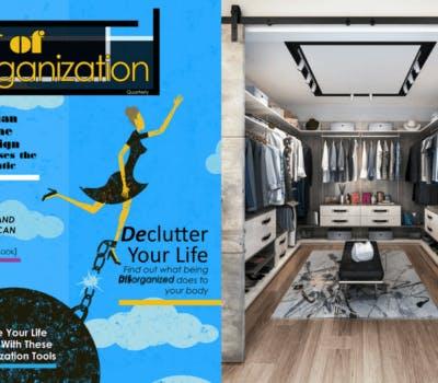 Magazine's Debut Unveils New Euro-Inspired Closet Design
