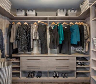 Why Consider a Custom Closet?