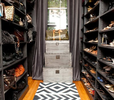 Don't Skip These Embellishments When Designing Your Closet System