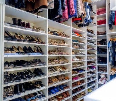 Shoe Storage Box Project
