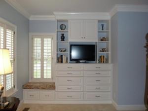 built-in bedroom furniture_Closet Factory