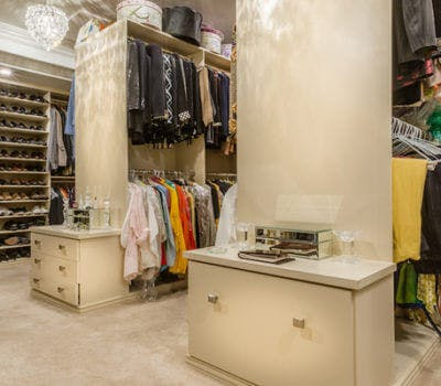 Client Story: Benefits of a Custom Closet