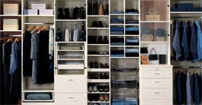 What Is A Closet Organizer System?