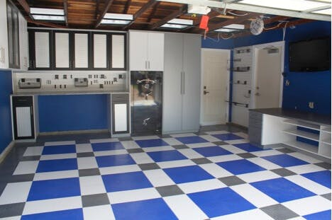 A Garage Transformation – Before & After