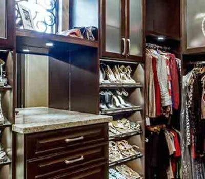 Custom Closets: How Texture Can Make or Break Your Design