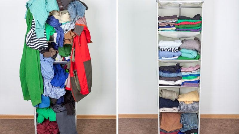 Top Ways to De-Clutter