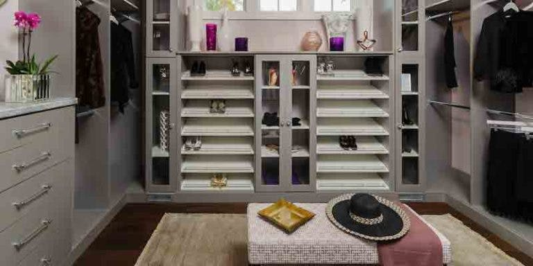 4 Ways to Organize Grandma's Closet When She Downsizes