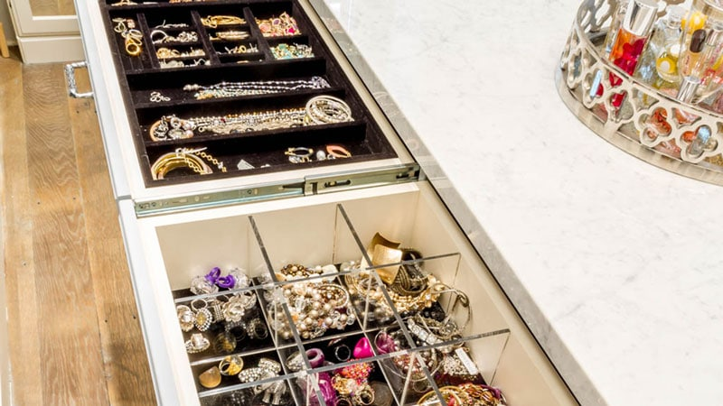 Closet Organizers – Tips for Organized Drawers