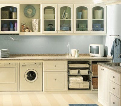 How to Design an Efficient Laundry Room