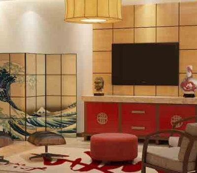 Entertainment Center Design Trends – Zen Style