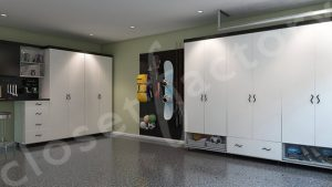 Merveilleux Take A Look At These Incredible Garage Storage Designs. As You See These  Man Caves Are Very Special Rooms That Double As Garages!
