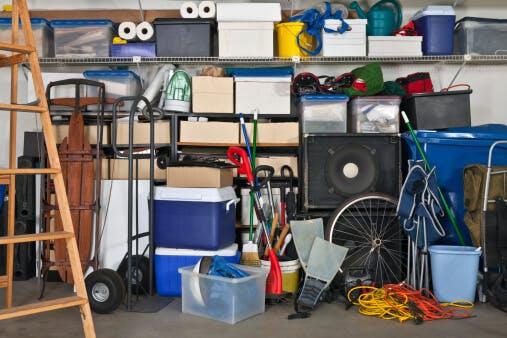 Garage Storage Tips