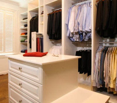 How a Custom Closet Grows with You