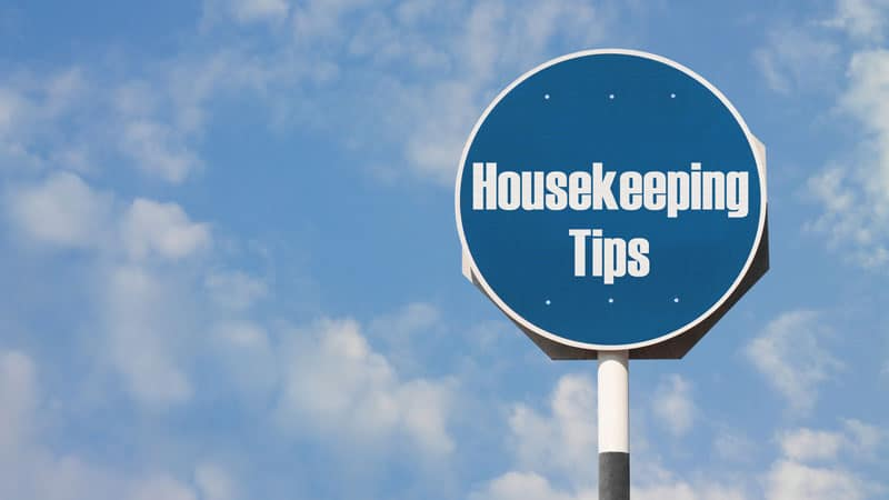 5 Clever Household Tips To Keep You Organized