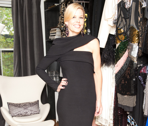 Two Master Closets for Celebrity Stylist Mary Alice Stephenson
