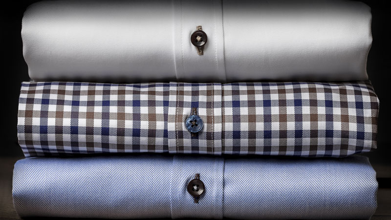 How To Take Care Of Men's Button-Down Shirts
