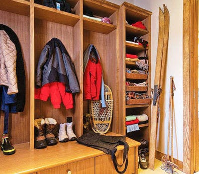 The Mudroom, It's Not Just for Cold Climates
