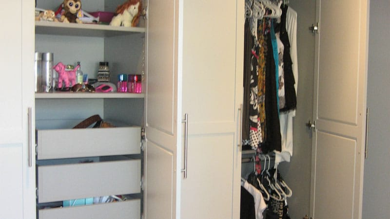 Do You Need a Bigger Closet … or a Smaller Wardrobe?