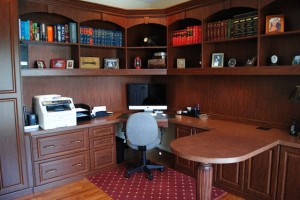 Custom Home Office Closet Factory