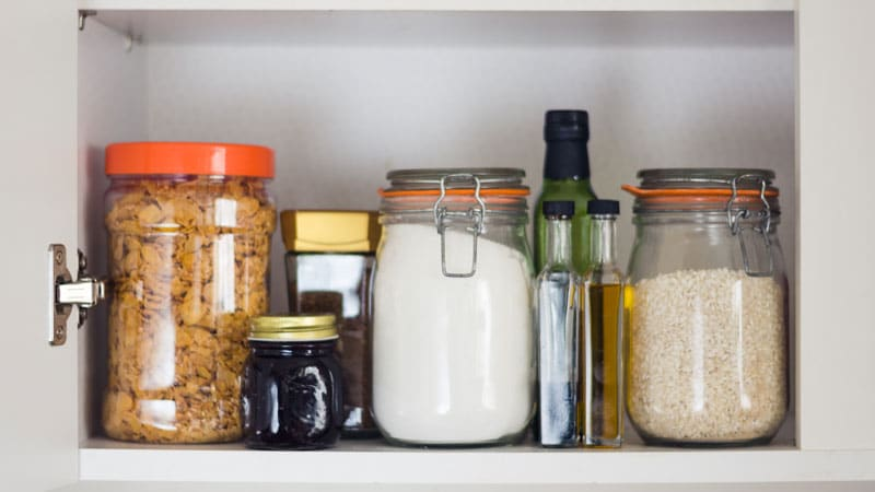 Pantry Organizers: A Purrfect Solution