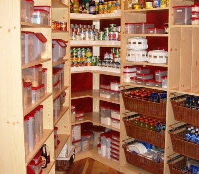 Pantry Organization Ideas for the School Year