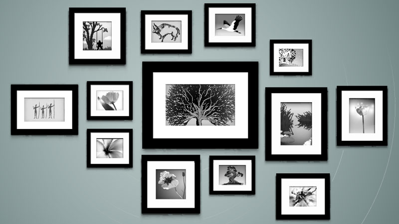 DIY Home Tips – How To Arrange Pictures On A Wall