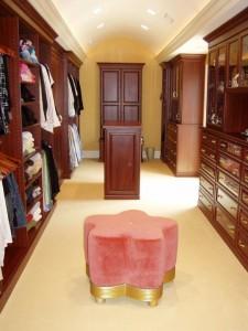 Custom Walk-In Closet Closet Factory