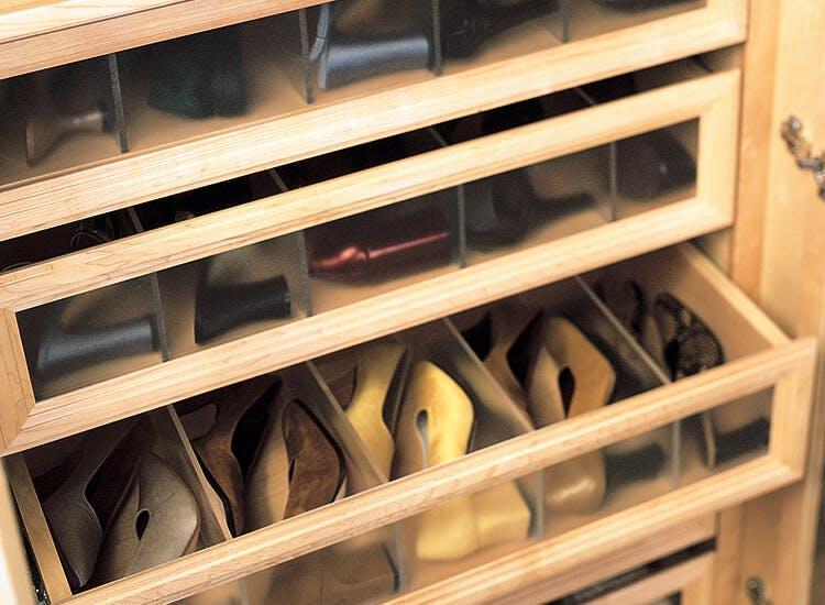 Shoe Trays