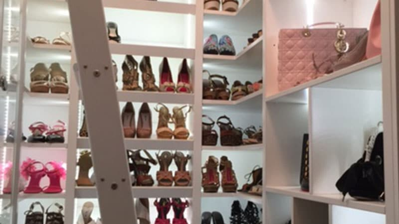 Fit More Shoes On Your Shoe Shelf!
