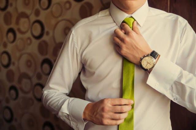 tie organize