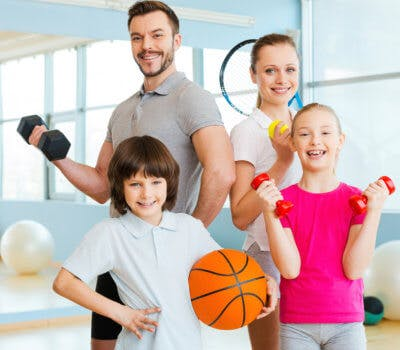 How to Organize Sports Equipment for the Whole Family