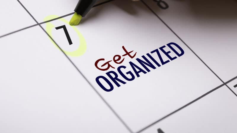 Easy Steps To A Custom Organization Plan