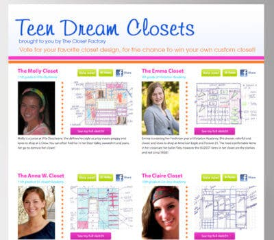 Two Exciting Custom Closet Contests! – St. Louis & Colorado